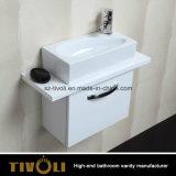 Alta Governo di stanza da bagno personalizzato dell'impiallacciatura del MDF di lucentezza pittura (V005)