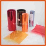 Color Black Transparent PVC Rigid Plastic Film for Food Packaging