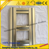 Frame de alumínio com profundamente processamento para a decoração da mobília