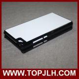 Caja del teléfono de la PC de la sublimación para Huawei P8 Lite
