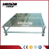 Faltende/bewegliches Zelle-ausgeglichenes Glas-Stadium Shizhan Schicht/