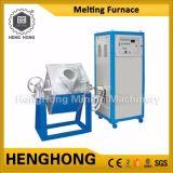 Energiesparendes Mittelfrequenzinduktions-schmelzender Ofen-Goldraffinierungs-Gerät