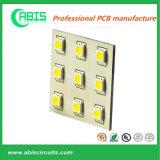 アルミニウム材料LEDのパネルPCBのサーキット・ボード