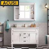 2017 heiße verkaufennordamerika Badezimmer-Eitelkeits-Badezimmer-Schrank-Badezimmer-Möbel (ACS1-W05)