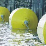 Defensa llenada espuma del infante de marina del poliuretano de la defensa de EVA del océano