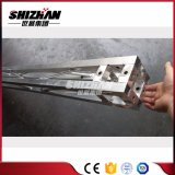 Piccoli bullone di Shizhan 100*100mm/tubo di alluminio quadrati Fascio-Quadrato della vite