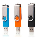 Disco portátil de flash USB giratorio Pendrive