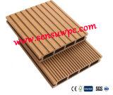 Qualité de Sensu et Decking bon marché de la cavité WPC fabriqués en Chine