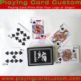 Профессиональная карточка покера печатание