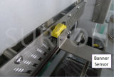 Máquina de alta velocidad del encogimiento de la producción en masa de los rectángulos de la medicina, sistema del abrigo del encogimiento