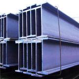 Fascio d'acciaio di fabbricazione H per costruzione
