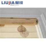 Poliéster e de proteção solar do PVC tela das cortinas de rolo