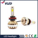 Lámpara principal auto de la gran potencia 3600lm H8 H9 H11 LED de la linterna del motor LED