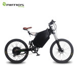 Gros vélo caché conçu neuf chaud de Tireelectric de batterie avec le moteur sans frottoir piloté par roue arrière