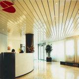 Оптовые плитки потолка прокладки силы чистки алюминиевые декоративные белые
