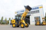 2 Tonnen-hydraulische Rad-Dieselladevorrichtung mit schneller Anhängevorrichtung