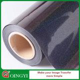 La meilleure qualité de Qingyi et le vinyle de transfert thermique de scintillement des prix de Factroy pour le T-shirt