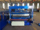 Rodillo Junta-Ocultado Kxd del panel de la azotea que forma la máquina para la venta