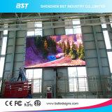 Synchroner bekanntmachender örtlich festgelegter Innenbildschirm LED-P4.81