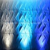 Neues 7X 15watt Wäsche LED flaches NENNWERT Licht für Hochzeits-Beleuchtung