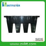 V Bank-Filter-Rahmen für HVAC-System