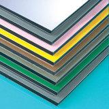 El panel compuesto de aluminio excelente para la pared