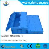 Caja de almacenamiento de plástico plegable / recipiente de plástico de alimentos / caja de plástico