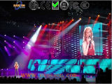 P6 Indoor RGB LED Screen met High Refresh Rate en High Definition