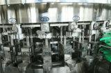 Máquina de relleno y que capsula 2 de la poder de aluminio en 1