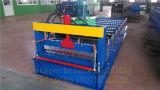Gewölbtes galvanisierte Blatt, das Maschine herstellt