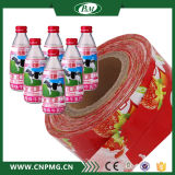 Type coloré personnalisé prix de commande d'étiquette de rétrécissement de PVC