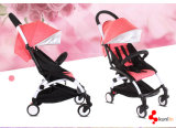 Multifunktionsbeweglicher Baby-Aluminiumpram/Buggy/Spaziergänger