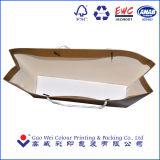 Hochwertige Goldkarten-Papier-Einkaufstasche, Schuh-Beutel, Papierbeutel-China-Lieferant