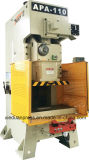 Сухое сцепление эксцентрикового пресса 110ton итальянское Ompi, клапан соленоида двойника Taco японии, кабель подачи сигналов давление катушки