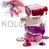 Coloranti Pearlescent del pigmento della mica cosmetica nel polacco di chiodo