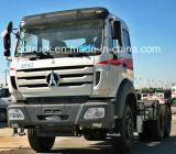 380/420HP BEIBEN tractorvrachtwagen 6X4