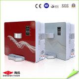 Установленная стеной машина очистителя фильтра воды RO для домашний выпивать