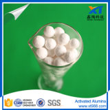 Activado Absorción de alúmina en la producción de Perixide de hidrógeno (H2O2)