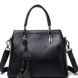 ふさEmg5117を持つ中国の製造者からの最も新しいデザイナーハンドバッグの革女性袋の方法優雅な財布