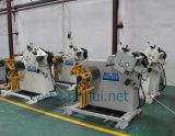 Uncoiler automatique avec le redresseur font le redressage matériel