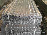 chapa de aço galvanizada mergulhada quente de 0.12mm-2.0mm China Dx51d/folha da telhadura