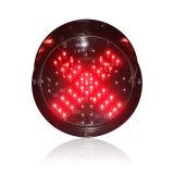 200mmの赤十字の緑の矢LEDの交通信号ライト