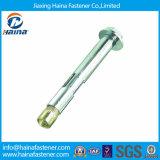 Hex Kopf-Schrauben-Hülsen-Schraube des gute QualitätsEdelstahl-304 mit Unterlegscheibe