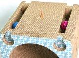 Schöne neue Entwurfs-Katze Scratcher Pappkatze-Spielwaren