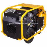 Unidades móviles de la energía hydráulica con la rueda