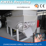 Plastic Stuk die de Enige Ontvezelmachine van de Schacht recycleren