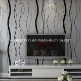 Italia Diseño en relieve profundo Decoración para el hogar Papel de pared no tejido