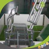 Krat Frrowing van de Apparatuur van de Varkensfokkerij van Galvaniezd het Omkeerbare