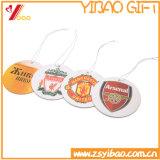 Progettare la bevanda rinfrescante per il cliente di aria di carta dell'automobile per il regalo di promozione (YB-CF-09)