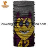 ほとんどの普及した広告の首の管のスカーフの継ぎ目が無いバンダナ